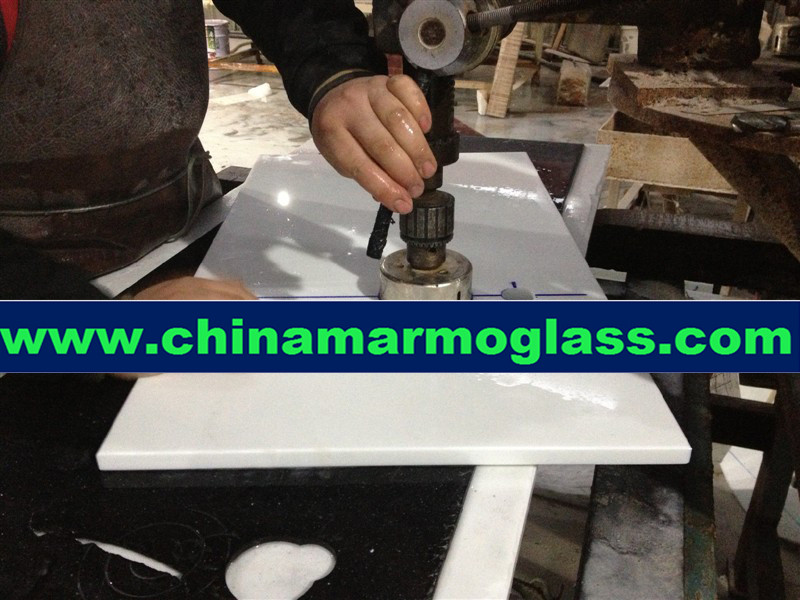 Hot Selling Crystallized glass Countertop high quality with ...