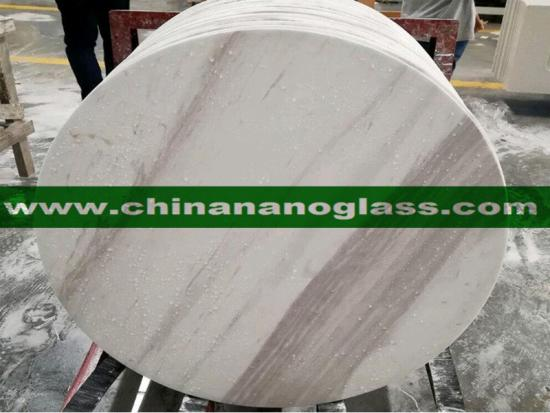 Polished Volakas White Marble for Table tops