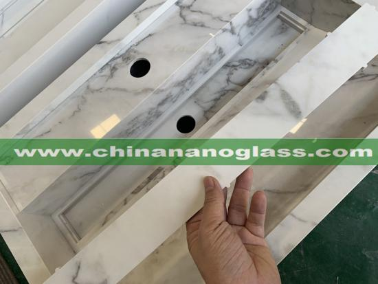 Beautiful Ideal Eco-Friendly Sintered Stone Kitchen Countertop Surface