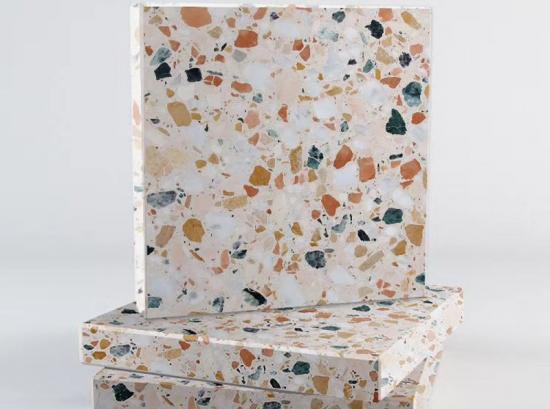 Cement Terrazzo Stone