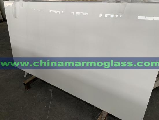 Nano 3 Crystallised Glass Polished Slab 300x160x2CM