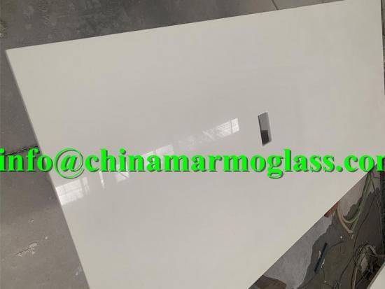 Super White Nano Glass Counter Tops