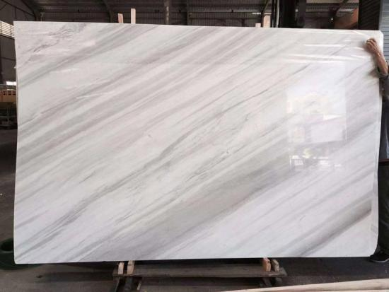 Jazz White Marble the Volakas White Marble Slab Price