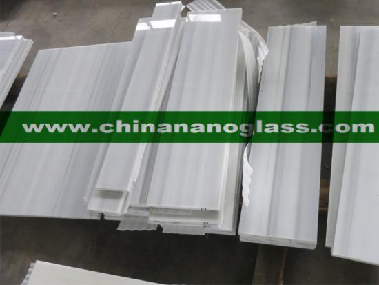 Wooden Grain Vein Nano Glass