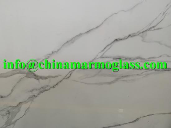 Artificial Calacatta nano stone