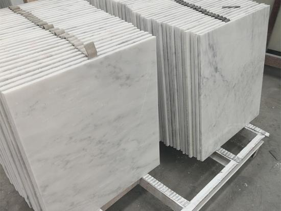 Quarry Hot Sell Oriental White Polished 24x24 Marble Tile Oriental White Marble