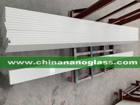 Crystallized Nano Glasss Stone For Commercial Office Flooring