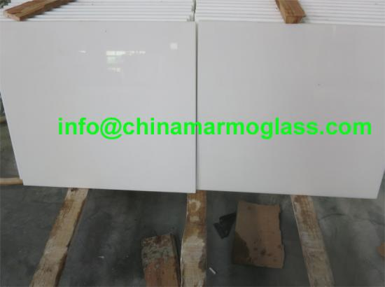 Crystallized Marmo Glass Tiles 12mm 18mm