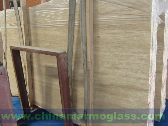 Italy Roman Beige Travertine for Wall Marble