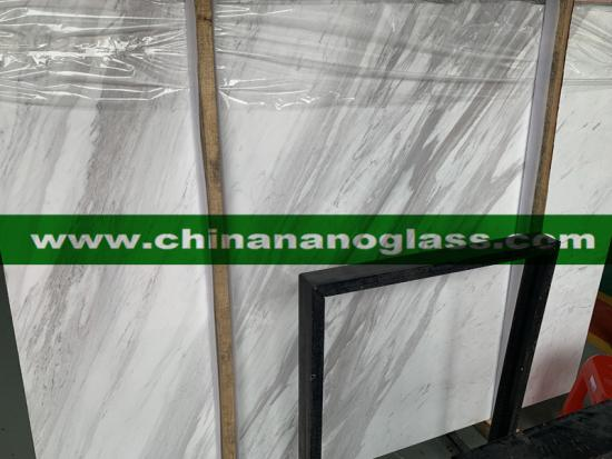High Quality Volakas White Marble Slabs for Hotel Project