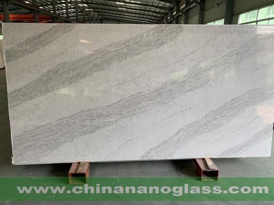 Hot Selling New Calacatta quartz stone Calacatta quartz kitchen tops Calacatta quartz vanity tops Wholesale Price
