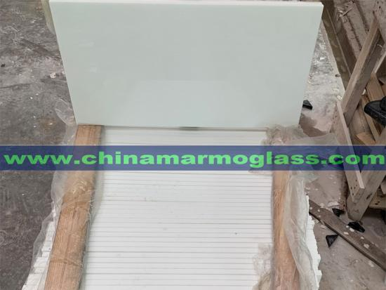 Greek Thassos White Marble Tiles 600x300mm