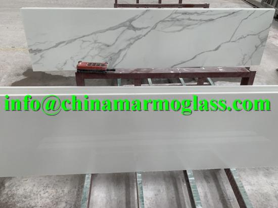 Nano Crystallized Glass Slab No Pore Polished Crystallized Glass Panel