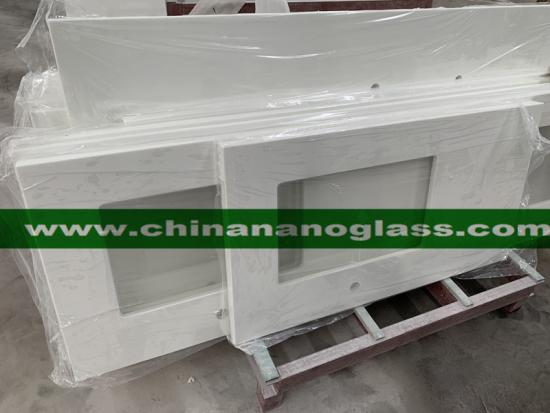 Nano Crystallized Glass Stone Countertops For Kitchen Island Worktop