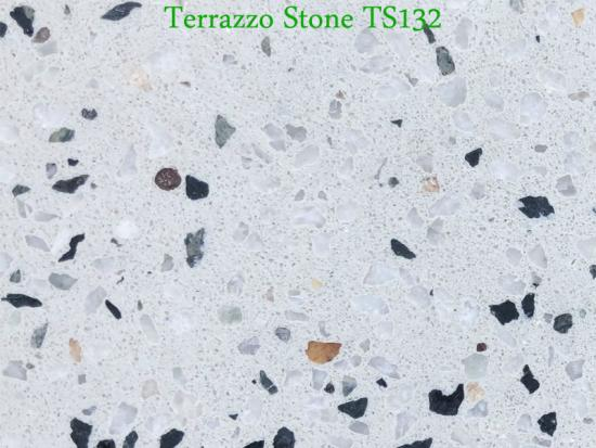 Cement Terrazzo Countertop Table Top
