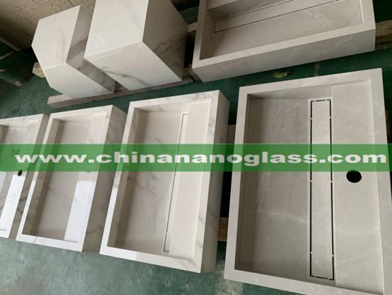 Tianrun Stoneglass Sintered Stone Countertops