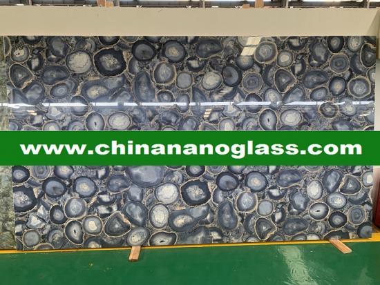 Calacatta Gold Nanoglass 4 Nano Glass Marble