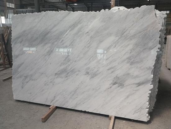 China Oriental Eastern White Marble Slabs Tiles