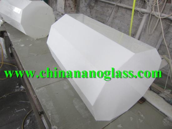 nano white marble stone