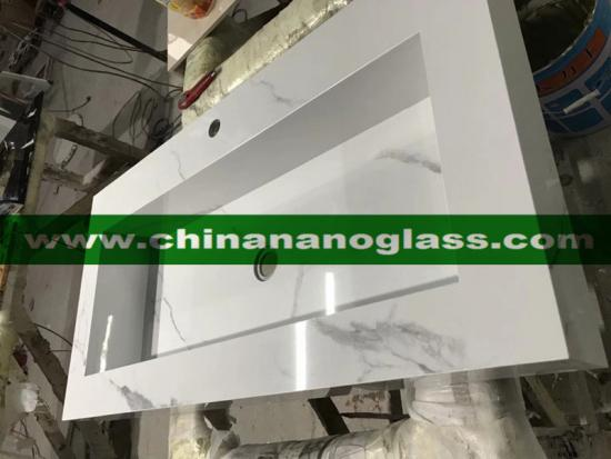 Custom and Fabricate the Porcelain Sintered Stone Countertops