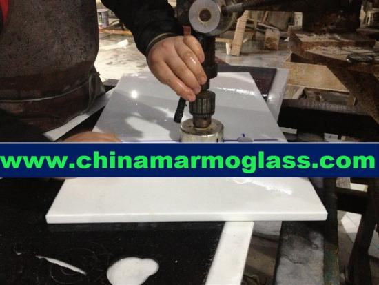 Hot Selling Crystallized glass Countertop high quality with factory price