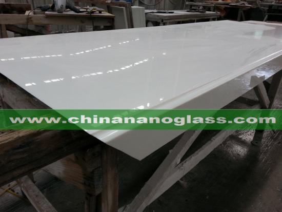 Nano Glass Slabs Countertops and Vanity Top for bathroom