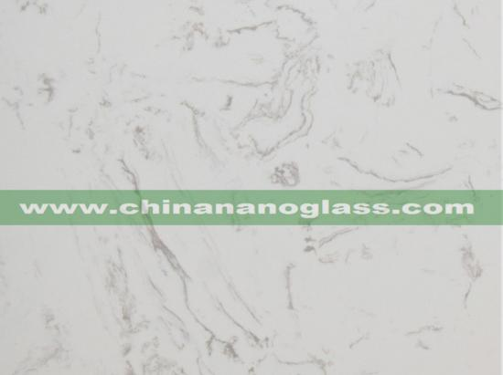 Engineered Marble Stone Slab Marble Look Artificial Vein