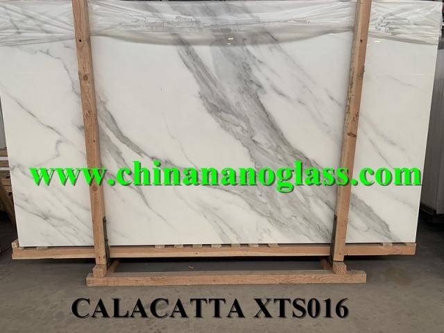 CALACATTA NANOGLASS XTS016