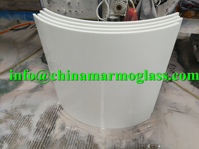 White Nano Glass Column manufacturers